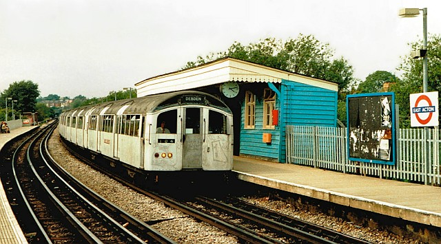 26 06 87a - East & North Acton blues