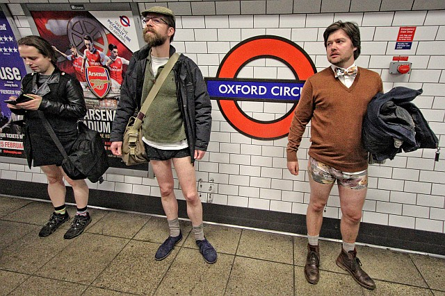IMG 0061 - The No Trousers Tube Ride
