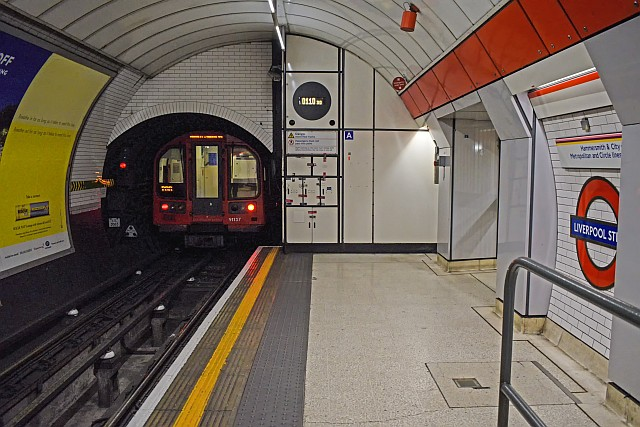 DSC 0022 - London's tube stations that began life as a terminus