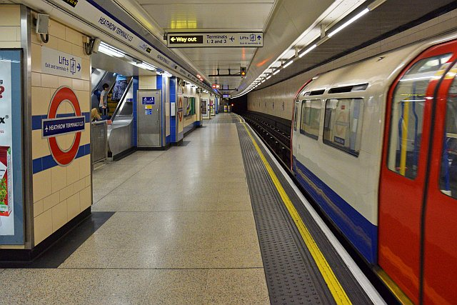 DSC 0692 - London's tube stations that began life as a terminus
