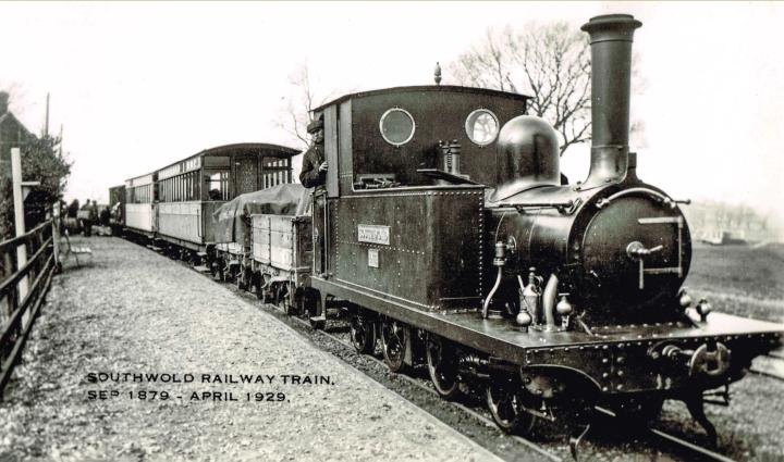 01011223d - The Southwold Railway
