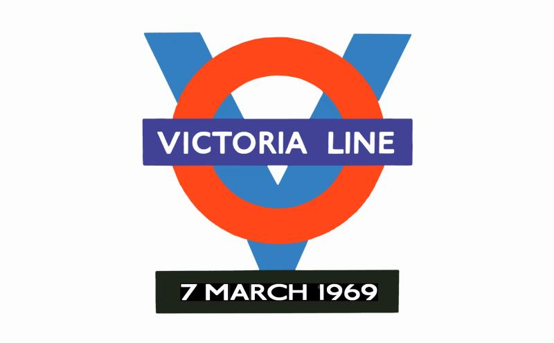vsign7marfi - The Victoria Line's really big 50th birthday!