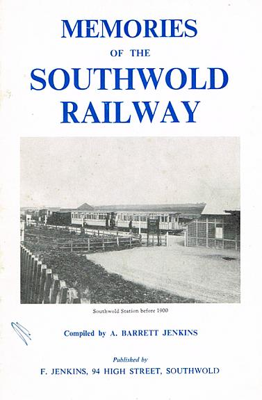 01011225book - The Southwold Railway
