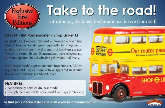 slbachmann00 - London's Shop Linker bus anniversary