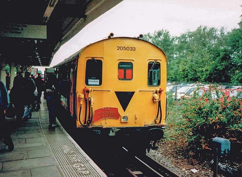 010112AFb - By diesel to Chesham