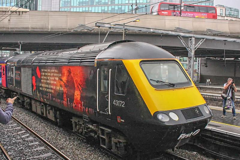 IMG 8099 - The GWR HST finale