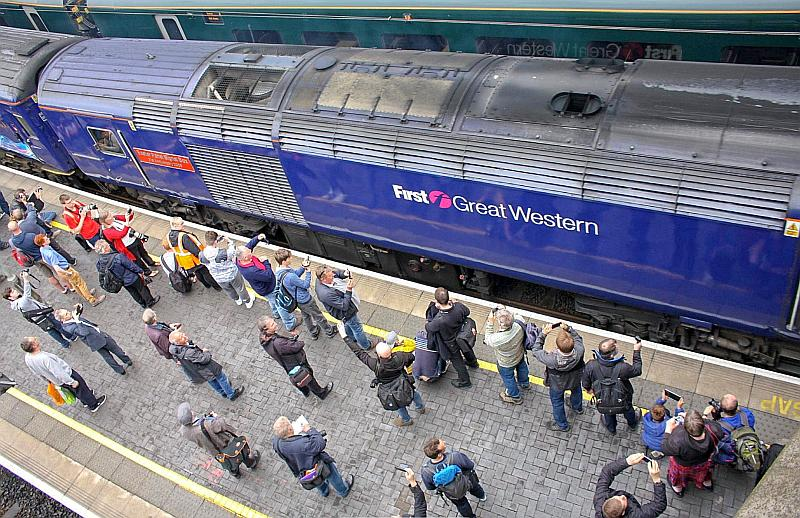 IMG 8259 - The GWR HST finale